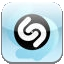 shazam iphone application